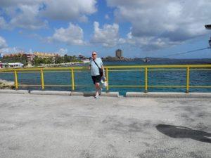 Daniel au port