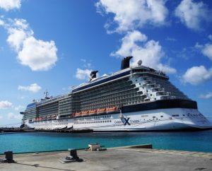 Le bateau Eclipse au port