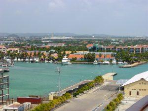 Port de Oranjestad (Aruba)