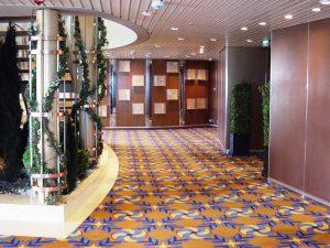 Pont 10 - près des ascenseurs