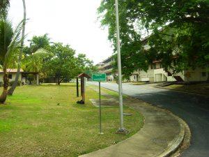 Ancienne base militaire de Panama
