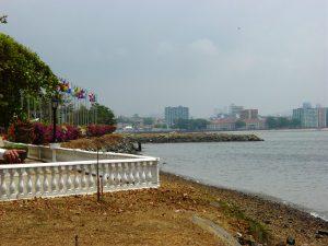 Panama vue de la Promenade