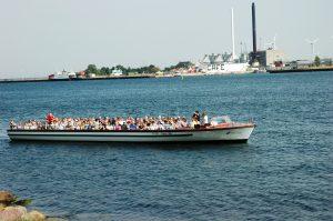 Les bateaux-mouche