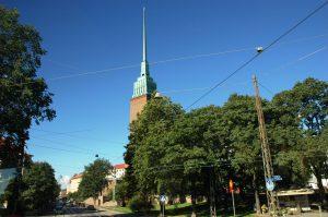 Les rues de Helsinki