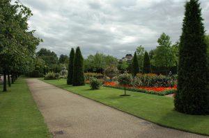 Regent's Park ( près de notre hôtel)