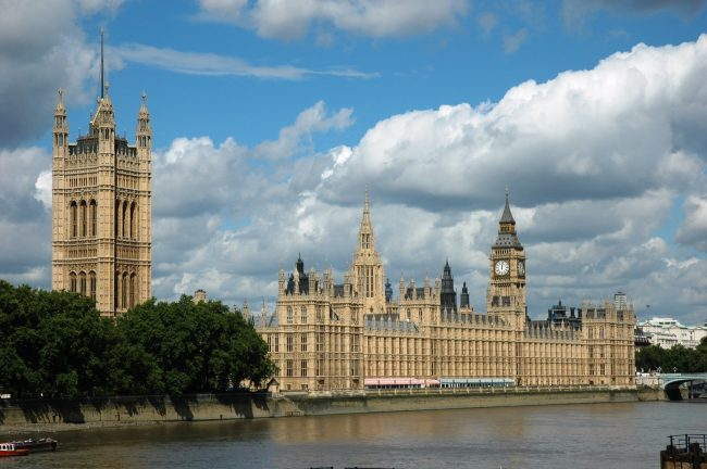 Tour et Parlement de Londres