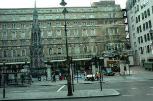 Un square de Londres