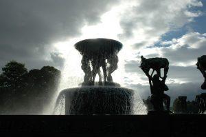 Très belle fontaine