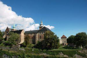 La citadelle d'Akershus