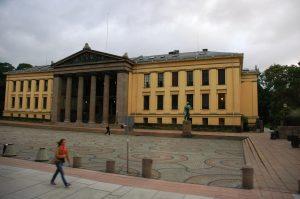 Faculté de droit - Université de Oslo