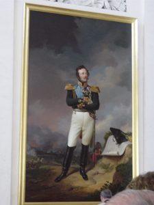 Peinture de Napoléon