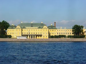Un des palais