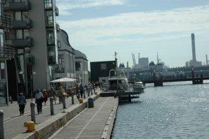 Le port et ses condos