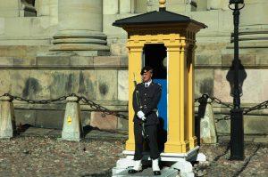 Garde du Palais