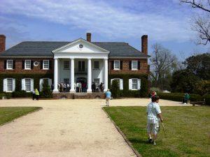 Maison principale de la Plantation