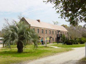 Bâtiment principal de la Plantation