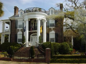 Maison typique du Sud