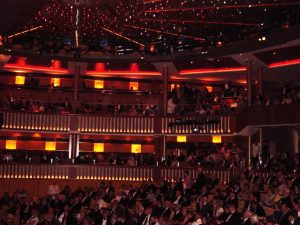 Soir de spectacle au Grand Théâtre