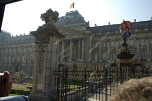 Grand-Place : Le palais Royal de Bruxelles