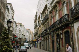 Rues de la ville