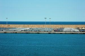 Le port Commercial