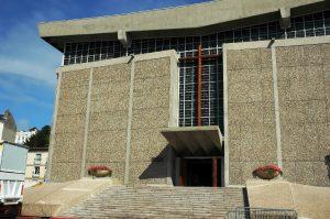 L'audacieuse église St-Michel