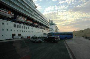 Le Century au port