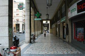 Les belles rues de la ville