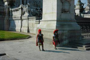 Place Venetia ( vue de côté)