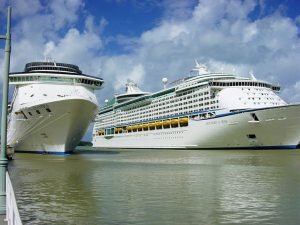 Le Costa Atlantica et Explorer of the Seas de RC