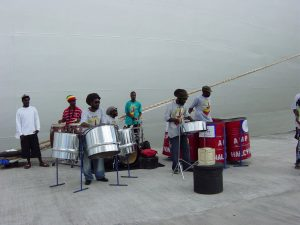 Steel Band au port