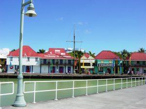 Boutiques au port
