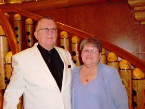 Micheline et Daniel en tenue de Gala
