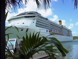 Notre navire au port