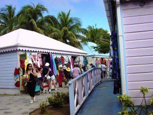 Les boutiques colorées