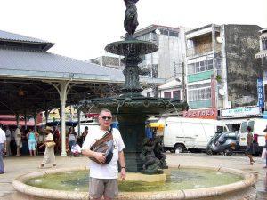 Daniel au centre-ville