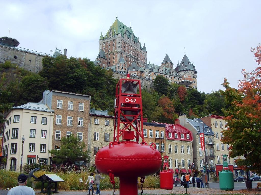 Le Bas et le Haut-Québec