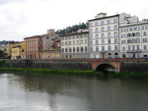 Le long de la rivière Arno