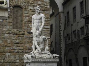 Hercule et Cacus Neptune