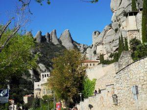 Environnement du monastère