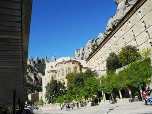 Architecture du monastère