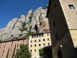 La formation rocheuse