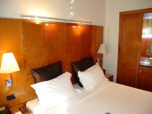 Chambre a l'hôtel Condes