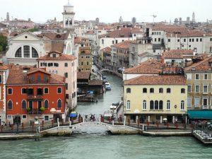 Les fameux canaux de Venise