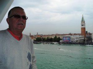 Daniel devant Venise