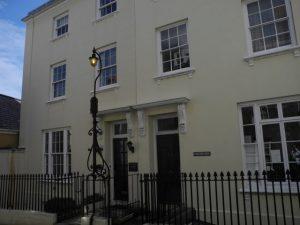 Première maison de Victor Hugo a Saint-Pierre, Guernsey