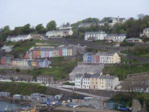 La ville de Cobh