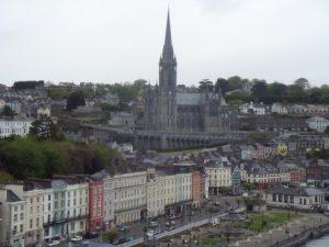 La cathédrale de Cobh