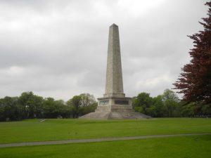 Monument du Duc de Wellington dans le Phoenix Park