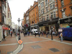 La ville de Dublin